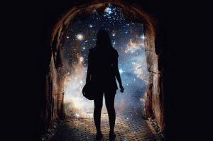 cosmic doorway