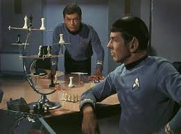 spock chess board
